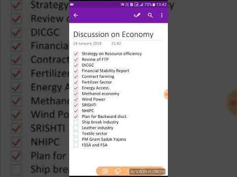 General Studies Discussion 8 (economy 4)