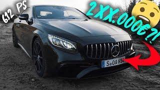 DAS KOSTET DER  AMG VON MontanaBlack! - Mercedes AMG S63 Coupé | YouTuber Autos bewerten