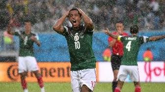 "1:0-Sieg für Mexiko! ""Am Anfang Angst"" | Mexiko - Kamerun 1:0 | FIFA WM 2014 Brasilien"