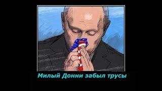 Путин, история пынеходов - начало