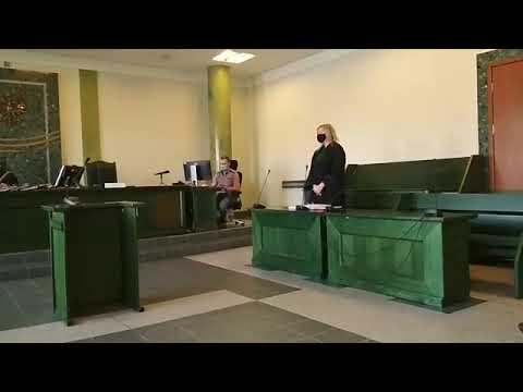 Child alert na lewo. Sąd w Białymstoku.