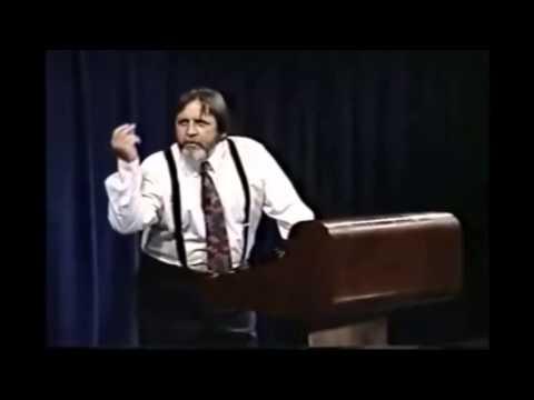 Rick Roderick - Avoiding Death, and Heidegger