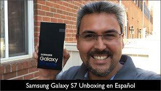 Samsung Galaxy S7 Edge Unboxing   Vamos a recogerlo!!