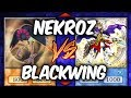 Duel Week: BLACKWINGS vs NEKROZ (Yugioh Deck Mastery)