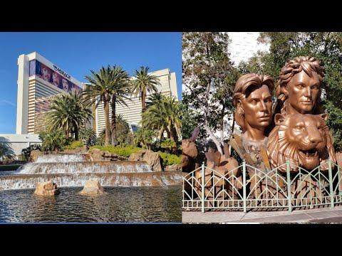The Mirage - Las Vegas Walk-thru