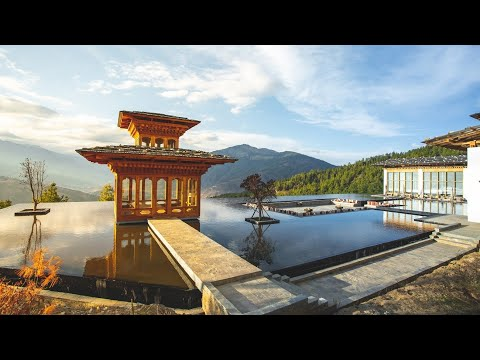 Six Senses Bhutan, Thimphu Lodge - Full Tour (AMAZING Hotel)