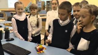 Лего урок  37 гимназия Минска