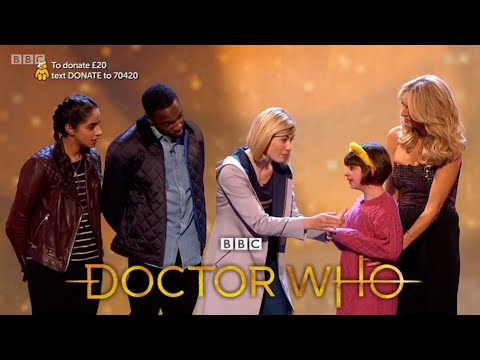 Doctor Who At Children In Need 2019