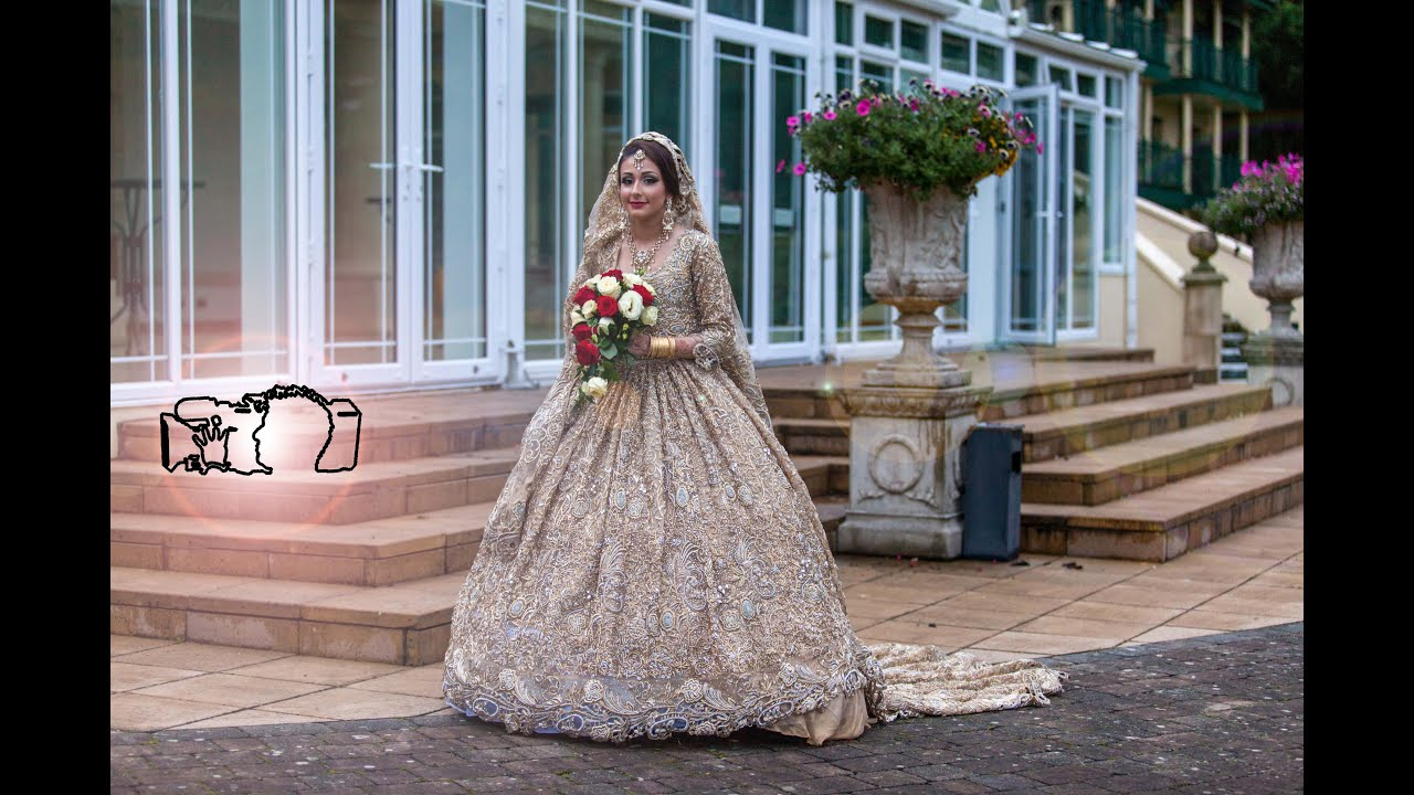 cinematic highlights 2015 zeeshan and aisha wedding