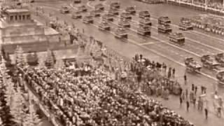 7 ноября 1965г. Москва. Красная площадь. Военный парад.