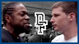 SOWETO KINCH VS CHARRON | Don't Flop Freestyle Rap Battle