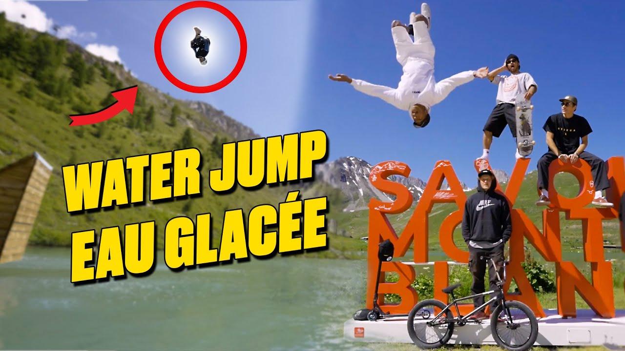 Ski de glacier en été, skate, BMX et trott à Tignes - SMB Freestyle Tour #1 (feat. Charles Padel...)