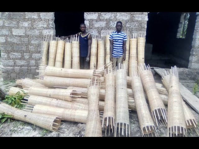 TRADITIONAL HIVE-WEAVING WITH ISSA AND JOHN