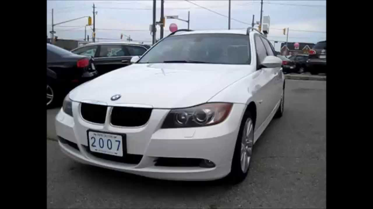 SOLD BMW Xi Wagon For Sale Toronto Ontario Metro - Bmw 328xi wagon for sale
