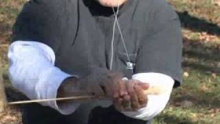 blowgun dart making