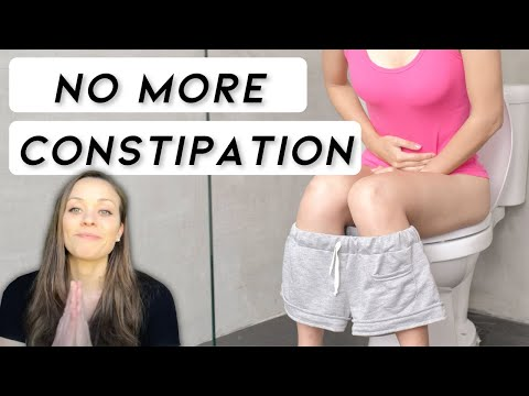 Top Tips to healing CHRONIC CONSTIPATION and LAXATIVE DEPENDENCY