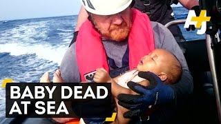 Baby Found Dead In The Mediterranean Sea