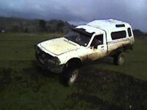 Peugeot 504 Pick Up 1993 4x4 0004 Youtube