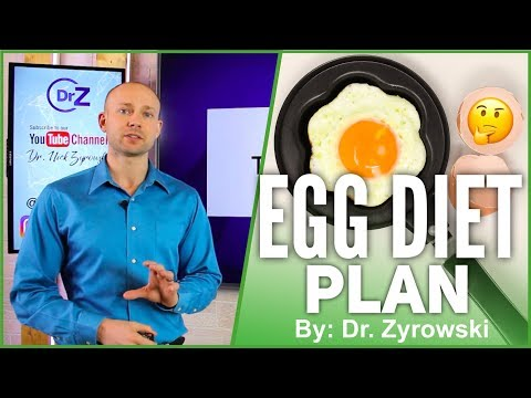 Egg Diet Plan | Bad or Good?