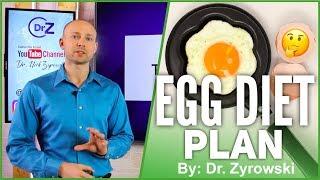 Egg Diet Plan   Bad or Good?