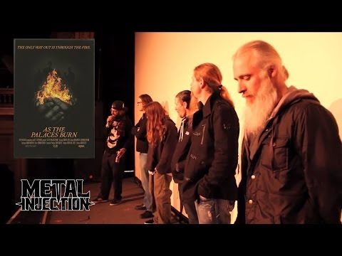 """LAMB OF GOD """"As The Palaces Burn"""" Film Premiere Report on Metal Injection"""