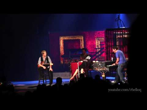 Rascal Flatts - Mayberry, Lean On Me, Backwards, Prayin' For Daylight - Live (Unstoppable Tour) [HD]
