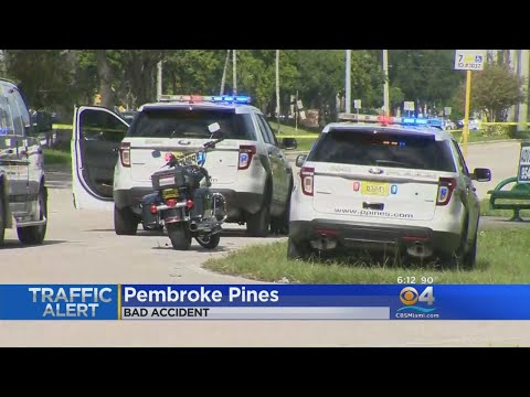 Deadly Crash In Pembroke Pines