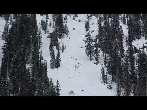 Mathieu L'Esperance Crested Butte Finals 3/8/13