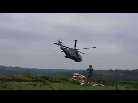 Crowborough Challenge - Royal Naval Reserve