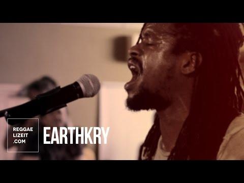 ReggaelizinJA: EarthKry - If I Follow My Heart [Dennis Brown Cover] (Rehearsal at Penthouse Studio)