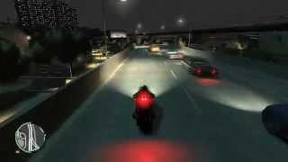 GTA IV: Kaneda's Bike Mod for PC.