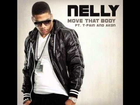 Nelly - Move that body ft Akon & T-pain [ New song ]
