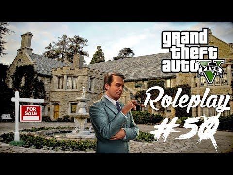 GTA V ROLEPLAY #50 | LA NUEVA MANSION DE LA MAFIA | Gameplay Español