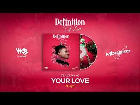 Mbosso Ft Liya – Your Love