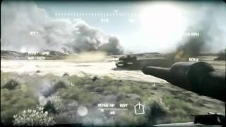 Battlefield 3 Thunder Run Tank Gameplay Trailer (E3)- Game Trailer