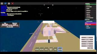 ROBLOX how to fly a plane in Pilot Paradise Updated ninja island