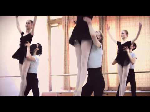 BALLET - Partnering 1st year exam