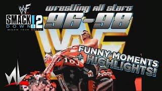 nL Highlights - WWF SmackDown! 2 Mod! [Wrestling All Stars 96-98]
