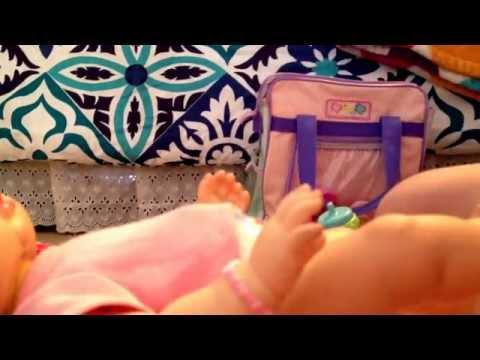 Baby Alive Feeding Video