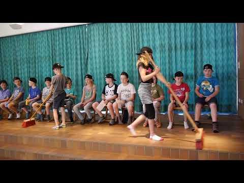RAP Schulgeräusche Grundschule Klasse 1-4