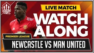 Newcastle United vs Manchester United LIVE Stream Watchalong
