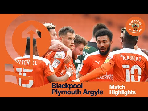Blackpool Plymouth Goals And Highlights