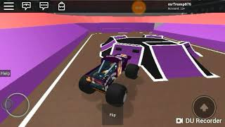 Monster jam roblox 2 wheel skill. 2018