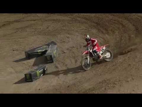 2016 Monster Energy Cup - Press Conference - Start Gate