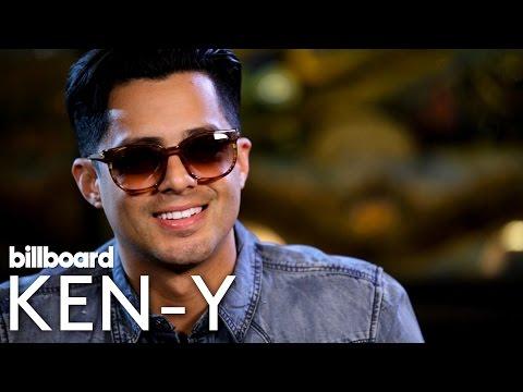 Ken-Y Interview   Billboard Latin Music 2016