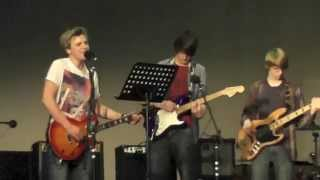 PINK FLOYD - Comfortably Numb Cover - James Bell, Adam, Sam, Josh and Connor. Thumbnail