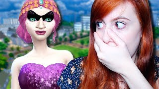 MISS BELEZA BRUXA? | #MeTransformaGalaxia - THE SIMS 4