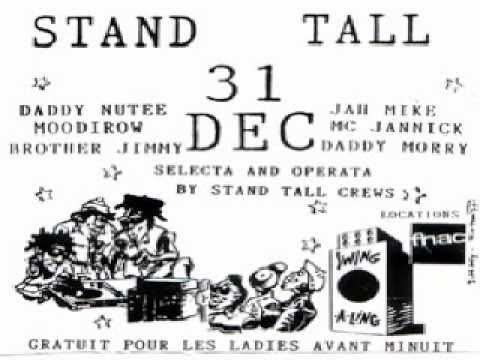 StandTall sound 31Dec1993