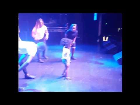Elise murdering shatta wale concert