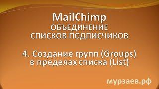 видео Полный гид по использованию MailChimp в WordPress